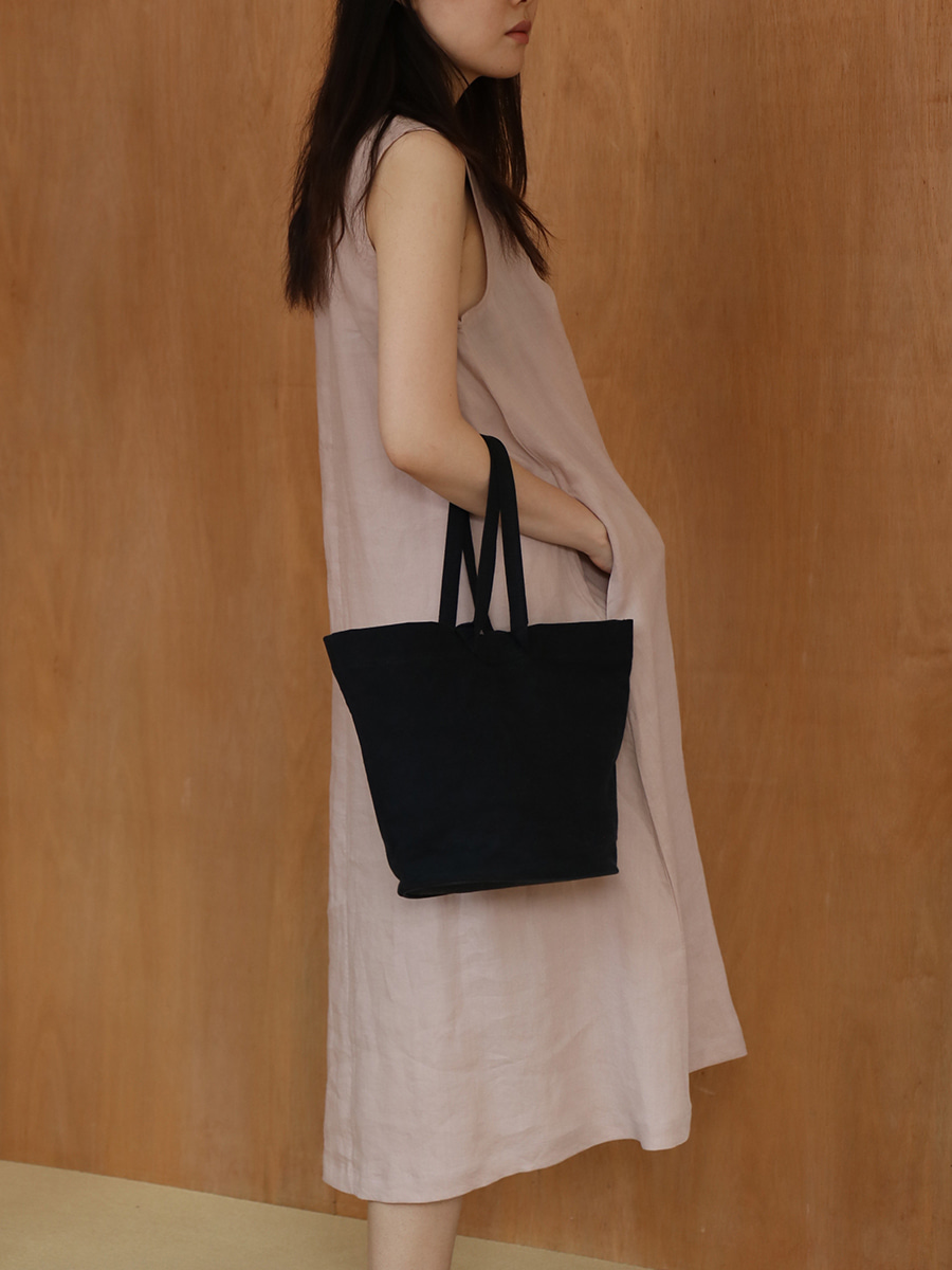 BASKET BAG _ black
