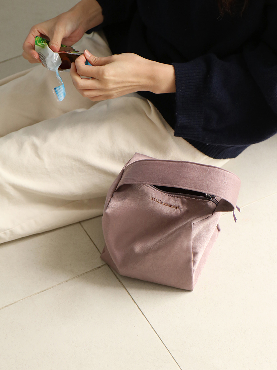 moment pouch bag _lavender