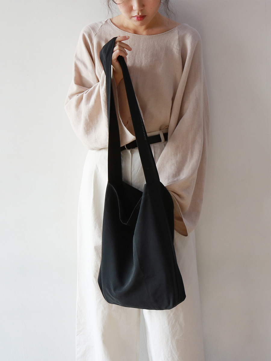 plain bag ver.2 _ black